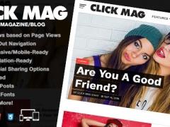 Click Mag v1.02.0 WordPress新闻杂志主题