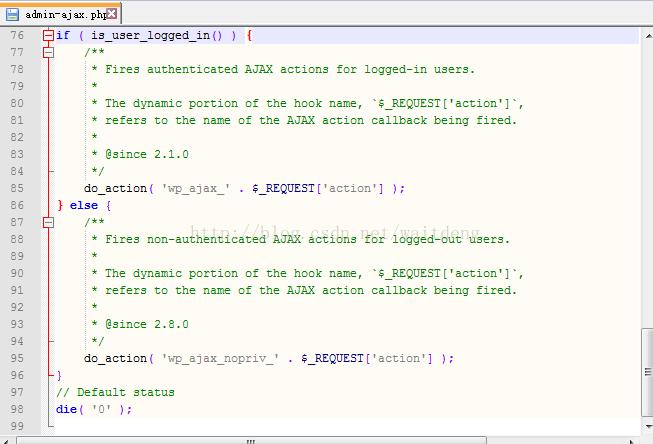 实现wordpress的ajax接口请求学会admin-ajax.php的利用