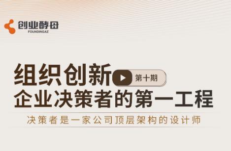 《打包》2020年创业酵母张丽俊组织创新蹲马步管理工坊课程视频高清资源分享